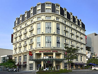 Mercure La Gare Hotel Project